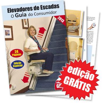 catálogo elevadores de escadas e guia do consumidor SIMO